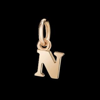 Dodo Charm Buchstabe N (klein) DLET9P/N