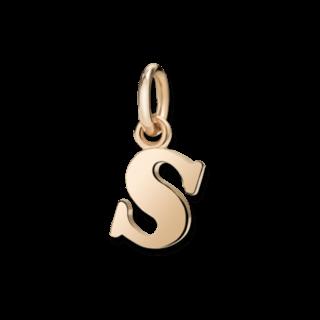 Dodo Charm Buchstabe S (groß) DMB2022-LETSL-0009R