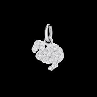 Dodo Charm Dodo (klein) Diamant DMA5007-DODOS-DB0OB