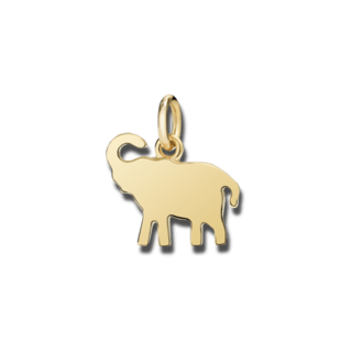 Dodo Charm Elefant (groß) D2ELGOG