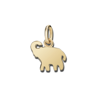 Dodo Charm Elefant (klein) D2ELPOG