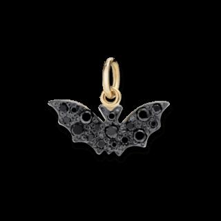 Dodo Charm Fledermaus (groß) D14PPGOG/BB