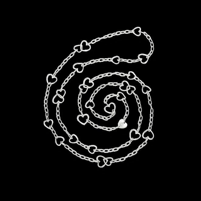 Halskette Dodo aus 925 Sterlingsilber