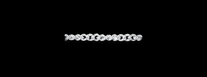 Halskette Dodo aus 750 Weißgold