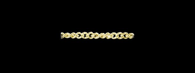 Halskette Dodo aus 750 Gelbgold