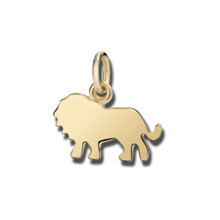 Dodo Charm Löwe (groß) DM94050-LIONL-000OG