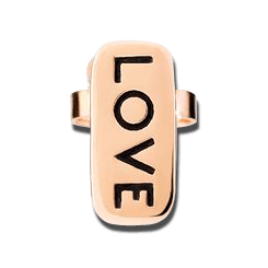 Dodo Ohrstecker Love Charms DOH9I/LOVE