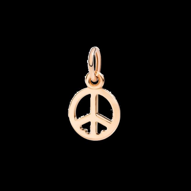 Charm Dodo Peace & Love aus 375 Roségold bei Brogle