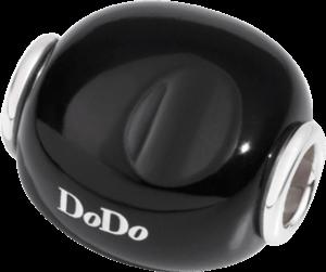 Bead Dodo Pepita aus 925 Sterlingsilber und Edelharz