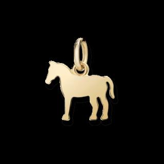 Dodo Charm Pferd (klein) DMA5001-HORSS-000OG
