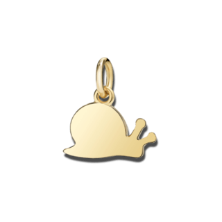 Dodo Charm Schnecke (groß) D10LUGOG
