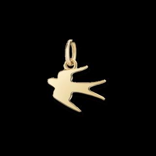 Dodo Charm Schwalbe (klein) DM96022-SWALS-000OG