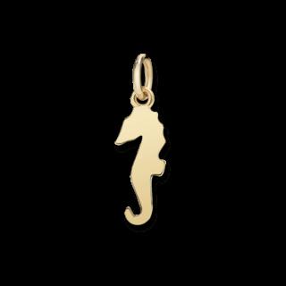 Dodo Charm Seepferdchen (klein) DM95008-SEAHS-000OG