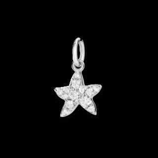 Dodo Charm Seestern (klein) DMB5003-STARS-DB0OB