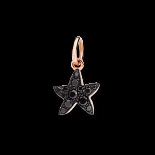 Dodo Charm Seestern (klein) Diamant D3STP/9/BB