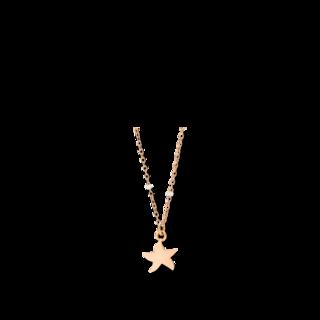 Dodo Halskette mit Anhänger Stern Mini DCB9005-STARX-0009R