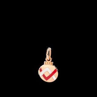 Dodo Anhänger Weihnachtsbaumkugel DMXMASBALL2/9/K