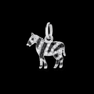 Dodo Charm Zebra (groß) D15ZBGOB/B/BB