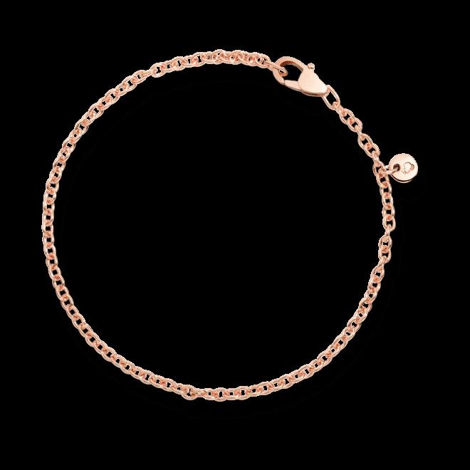 Armband Dodo Creations aus 375 Roségold Größe 20 cm