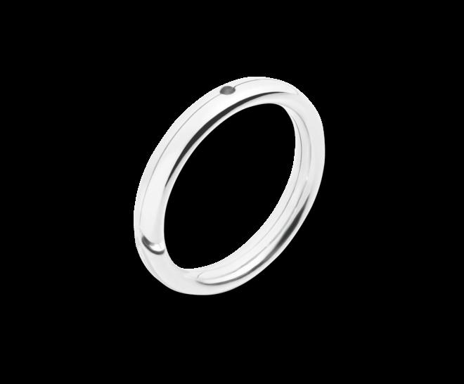 Ring Dodo Brisé aus 375 Weißgold