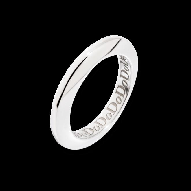 Ring Dodo Disc aus 925 Sterlingsilber