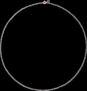 Halskette Dodo Dodo Creations Halskette aus Titan und 375 Roségold