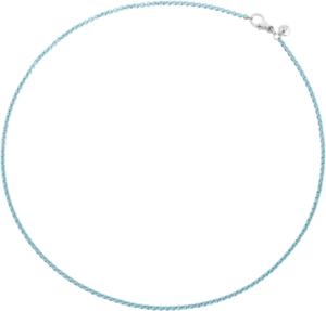 Halskette Dodo Creations aus 925 Silber ionenbeschichtet