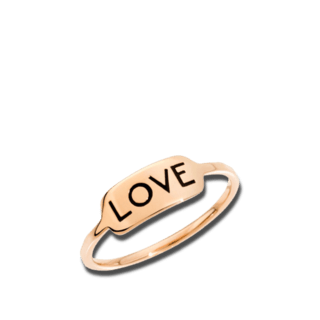 Dodo Ring Love ADRET9/LOVE/K