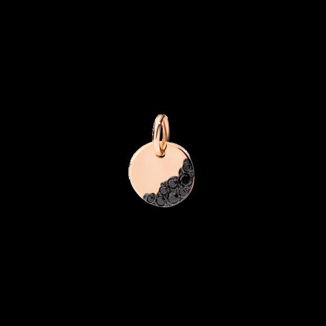 Anhänger Dodo Nacht aus 375 Roségold mit mehreren Diamanten (0,09 Karat) bei Brogle