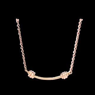 Dodo Halskette mit Anhänger Nodo DCC0006-KNOT0-0009R