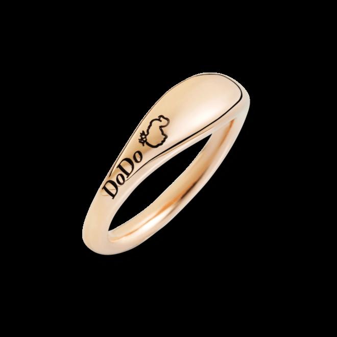 Ring Dodo Promise aus 375 Roségold