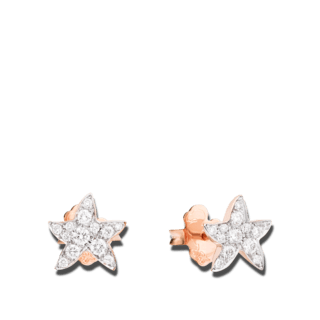 Dodo Ohrstecker Seestern Diamant DOHSTP/9/B