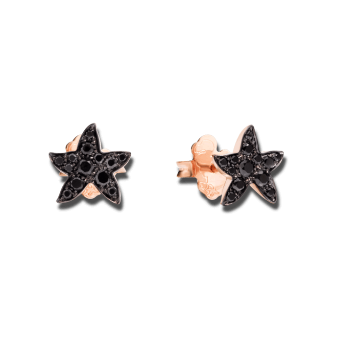 Ohrstecker Dodo Seestern aus 375 Roségold mit mehreren Diamanten (2 x 0,16 Karat) bei Brogle
