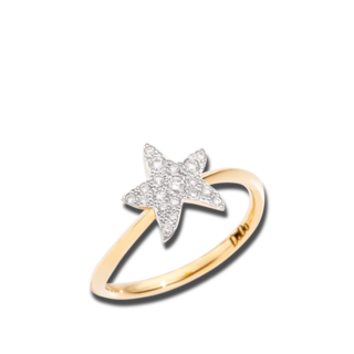 Dodo Ring Stern DAC0011-STARS-DB0OG
