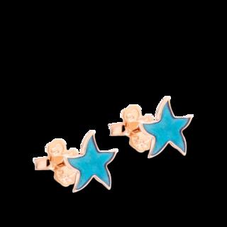 Dodo Ohrstecker Sternchen DHB7013-STARS-TTR9R