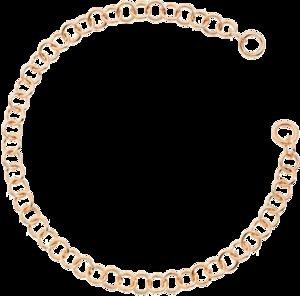 Armband Dodo Essentials aus 375 Roségold