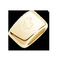 Dodo Schließe Armbandverschluss Bangle DUB9001-STOPK-000OG