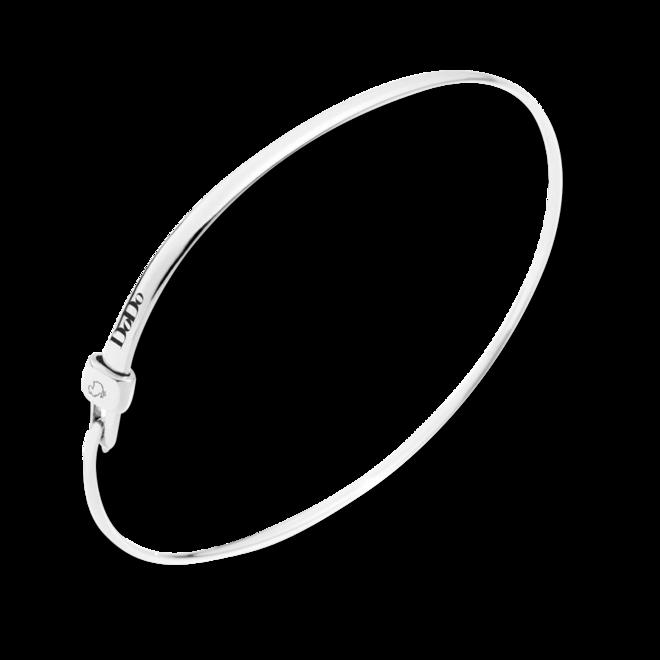 Armband Dodo Bangle mit Stopper aus 925 Sterlingsilber Größe M bei Brogle