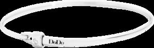 Armband Dodo Bangle mit Stopper aus 925 Sterlingsilber Größe M