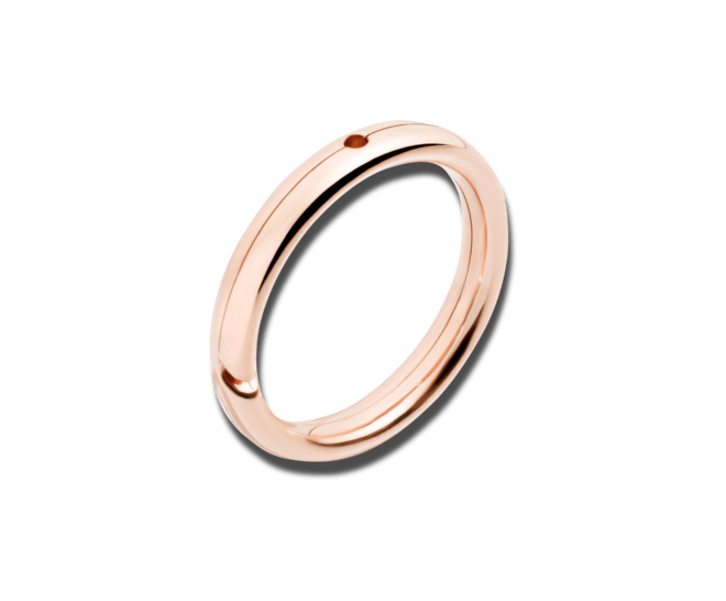 Ring Dodo Brisé aus 375 Roségold bei Brogle