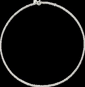 Halskette Dodo Essentials aus 750 Weißgold