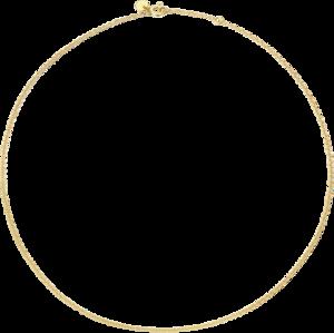 Halskette Dodo Essentials aus 750 Gelbgold