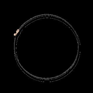 Dodo Halskette Essentials DCB3003-CHAIN-PVD9A