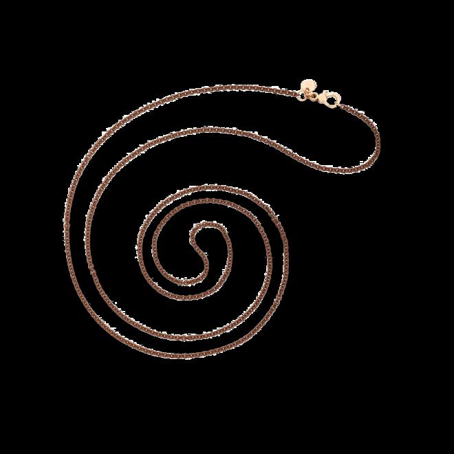 Halskette Dodo Essentials aus 925 Sterlingsilber und 375 Roségold bei Brogle