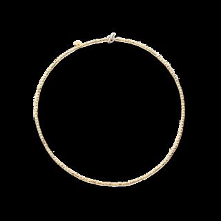Dodo Halskette Mini Granelli DCC0002-GRANX-GOGMX