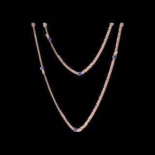 Dodo Halskette Mini-Granelli DCC1007-GRANX-CBL9R-90