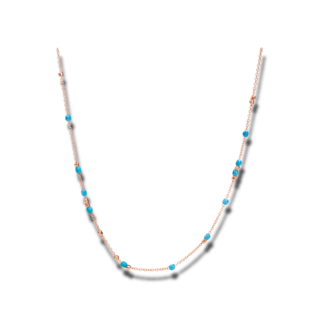 Dodo Halskette Mini-Granelli DCC1008-GRANX-CTU9R-42