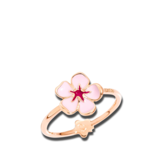 Dodo Ring Kirschblüte DAB9001-FLOWE-ERO9R