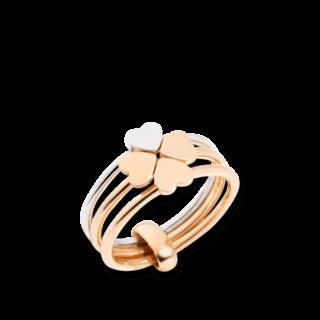 Dodo Ring Vierblättriges Kleeblatt DAB6000-FOURL-0009A