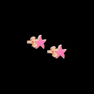 Dodo Ohrstecker Seestern Pink DHB7013-STARS-RFL9R